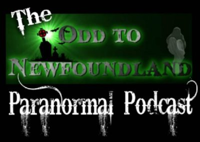 The Odd To Newfoundland Paranormal Podcast