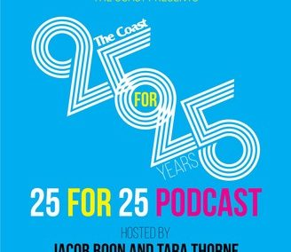 The Coast: 25 for 25