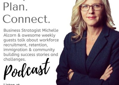 People, Plan, Connect with Michelle Alcorn