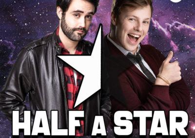 Half A Star