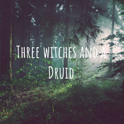 Three Witches and a Druid