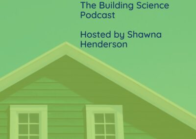 This Must Be The Place: The Building Science Podcast