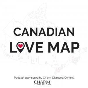 The Canadian Love Map
