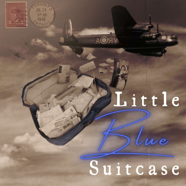 Little Blue Suitcase